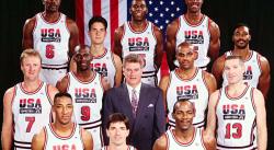 Il y a 25 ans, la Dream Team jouait son premier match
