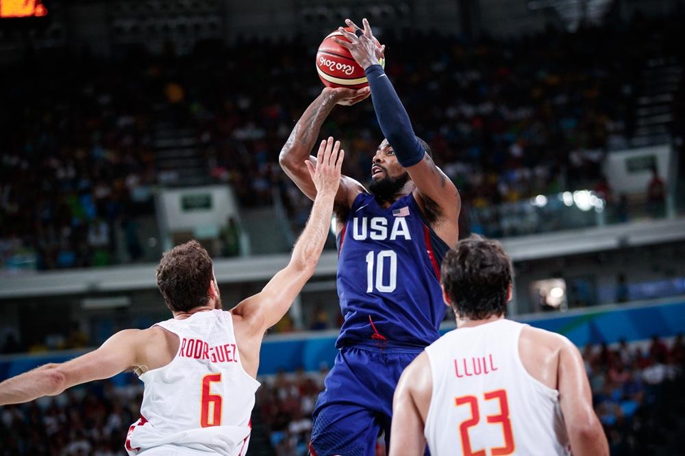 Le classement mondial de la FIBA actualisé, la France 4ème