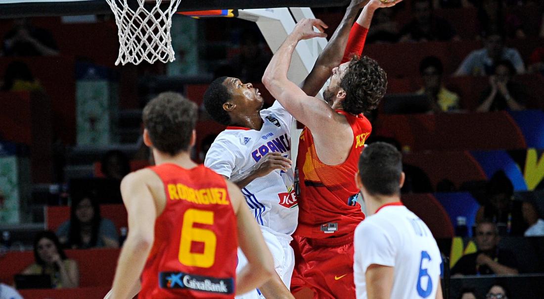 FIBA : 5 matches de légende à voir sur YouTube