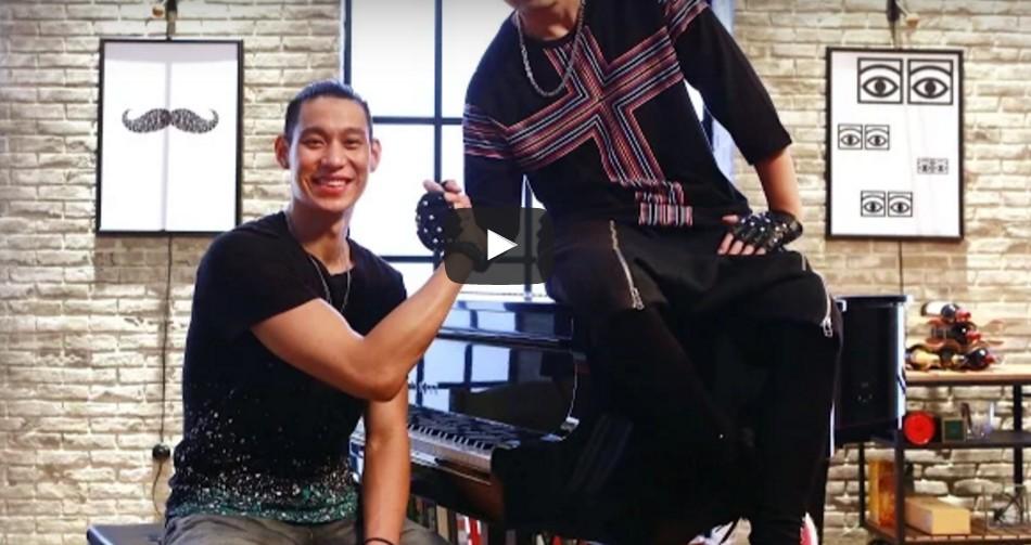 Jeremy Lin invité vedette d'un clip à Taïwan