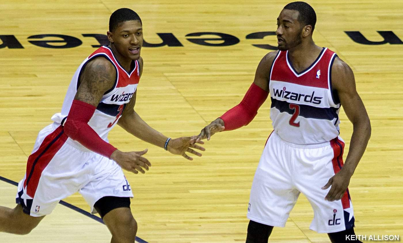 Washington reprend les commandes grâce au duo Wall-Beal