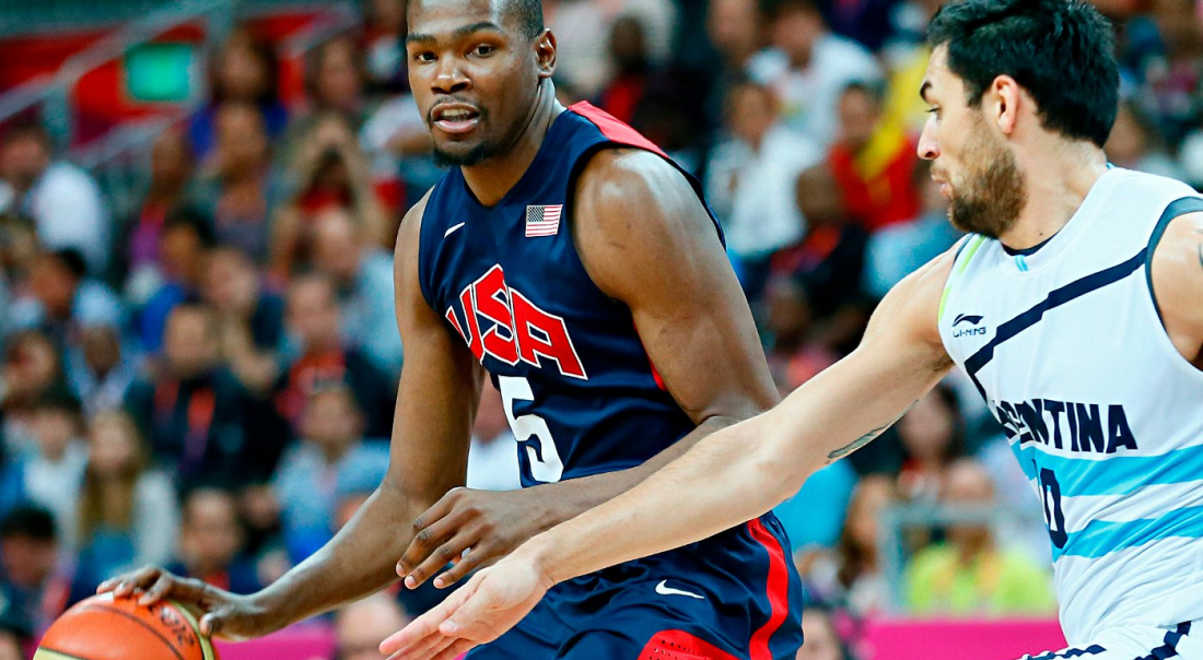 Après KD, encore du très lourd pour Team USA
