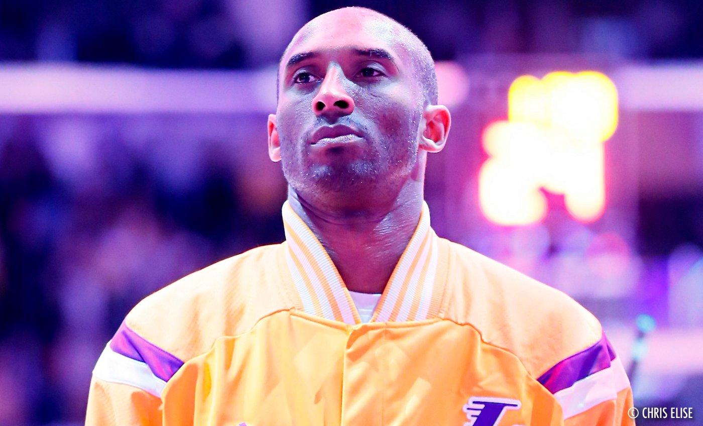 Kobe Bryant rend hommage à Kevin Garnett