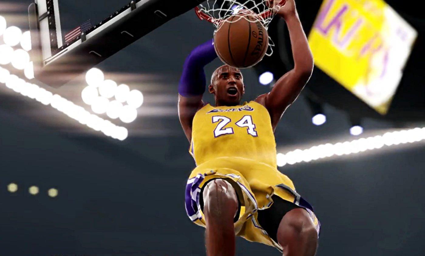 NBA 2K17 : La spéciale Kobe haters