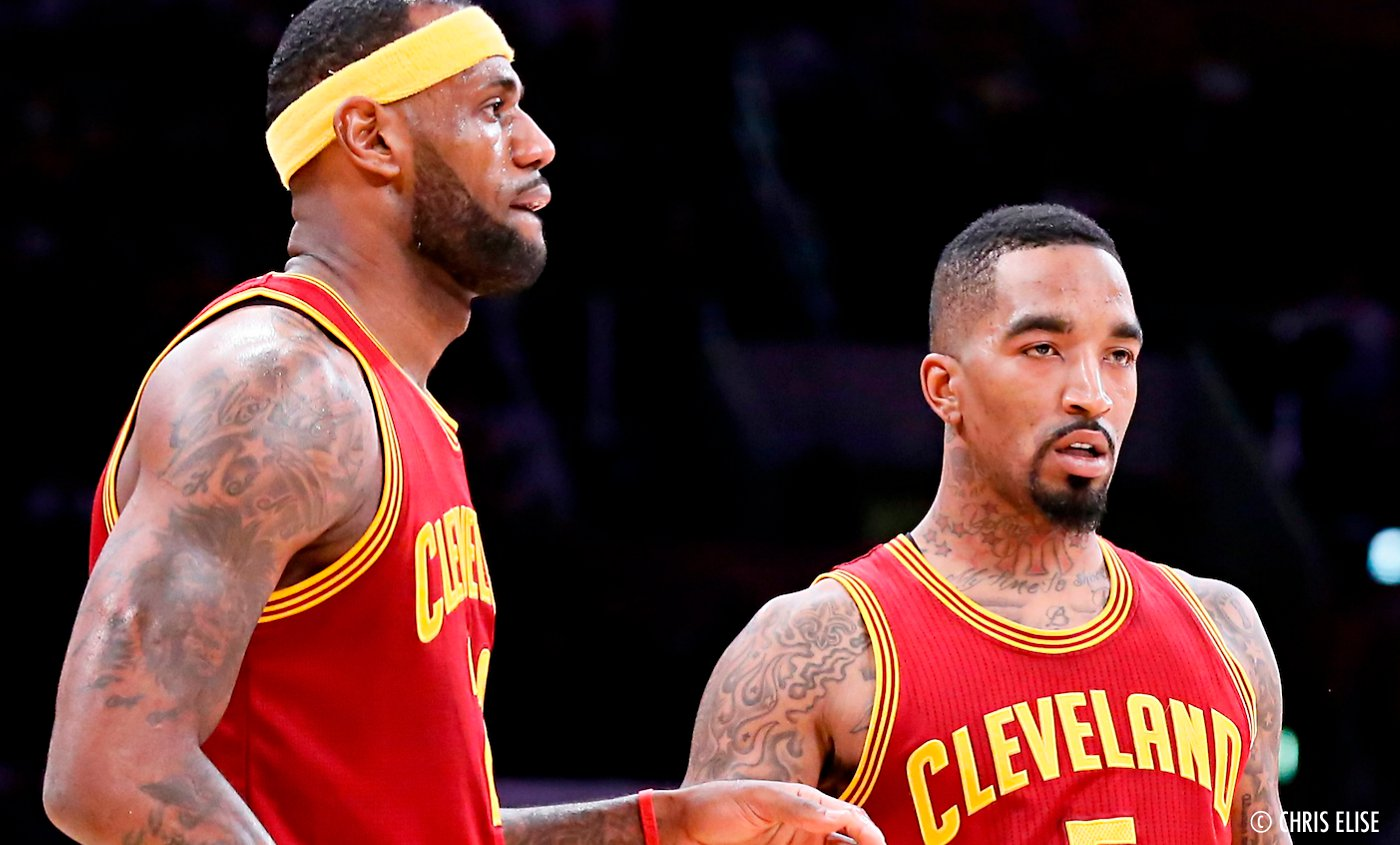 Prolongation de JR Smith : le coup de gueule de LeBron James