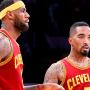 J.R. Smith : «On doit plus aider LeBron»