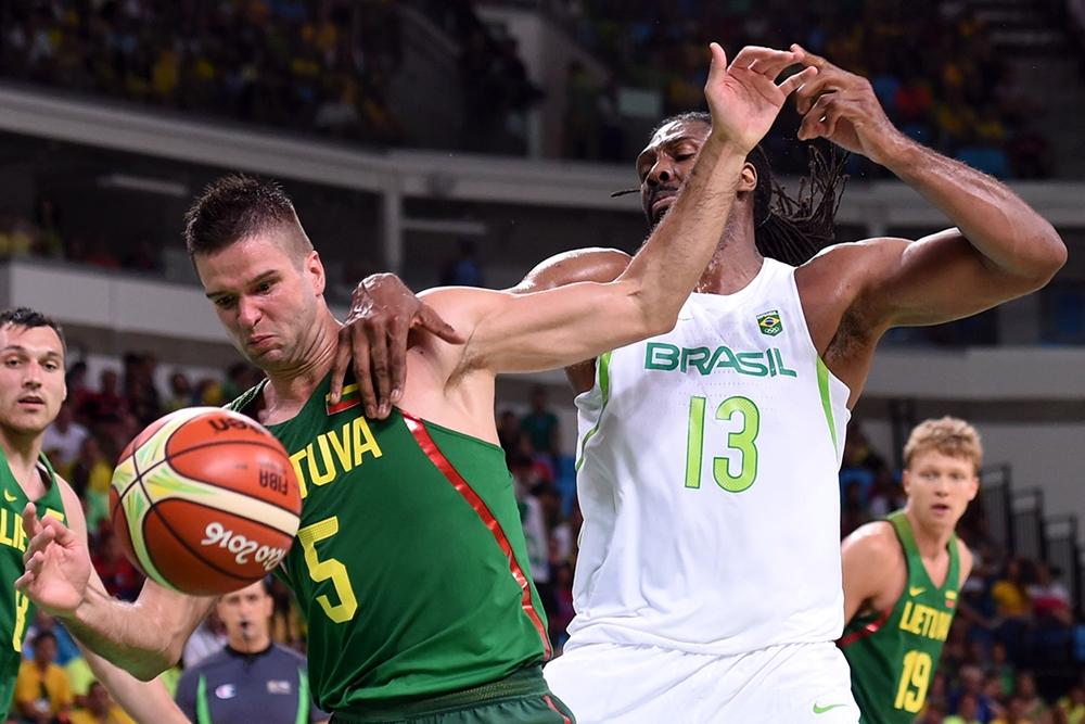 La Lituanie résiste in-extremis au comeback héroïque du Brésil