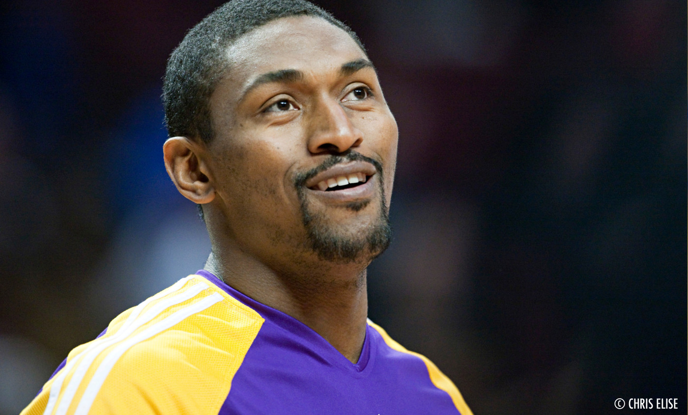 Metta World Peace redevient Ron Artest pour la BIG3 League
