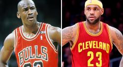 LeBron James vs Michael Jordan: Trae Young retourne déjà sa veste