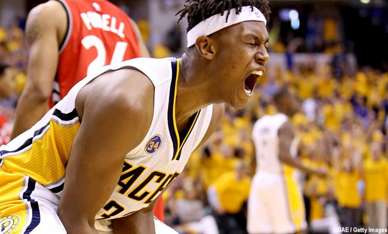 Block party : Myles Turner cale 7 contres !