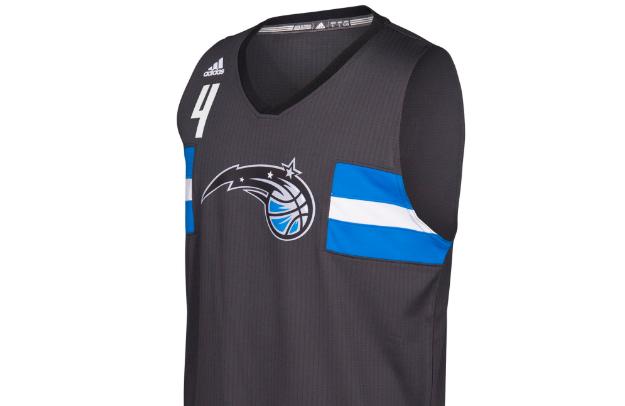 Le Orlando Magic dévoile son nouveau maillot original