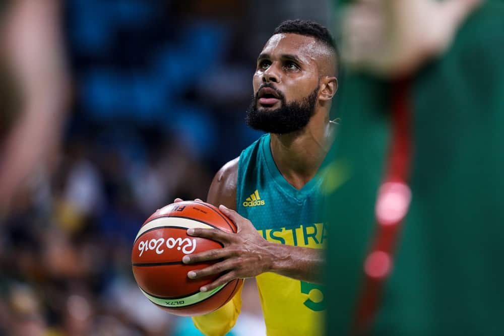 Replay : Le récital de Patty Mills contre Team USA !