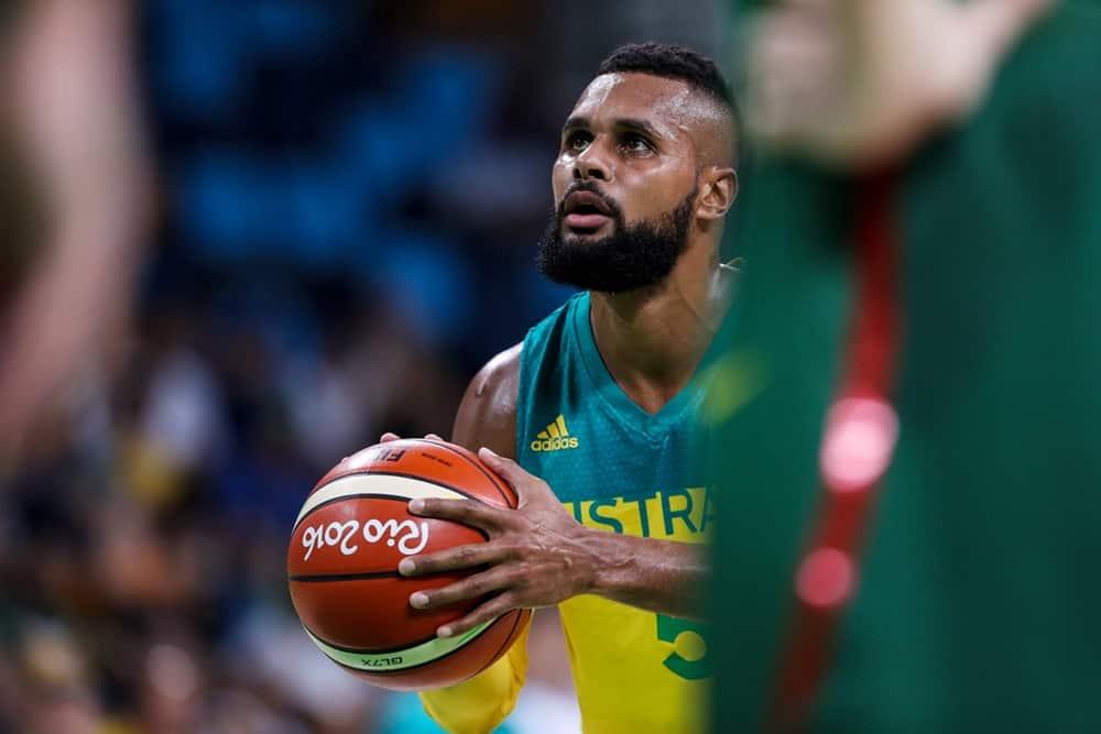 L'Australie écrase la Lituanie et se qualifie pour les demi-finales !