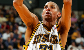 Quand Reggie Miller collait 57 points en un match