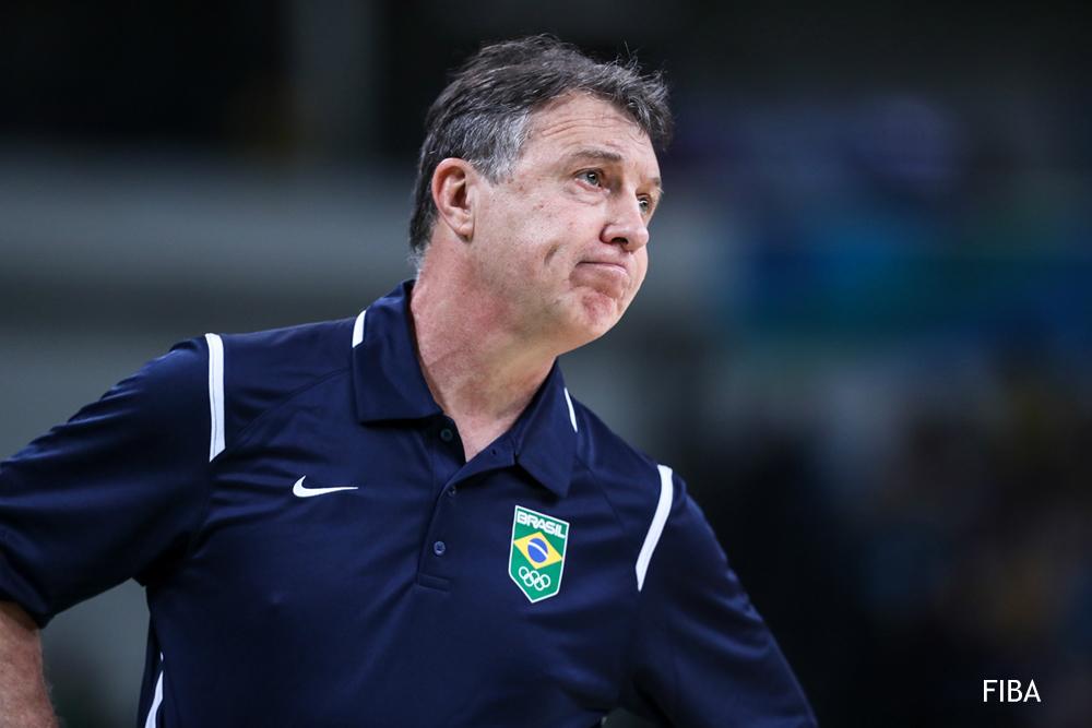 Ruben Magnano n'est plus le sélectionneur du Brésil