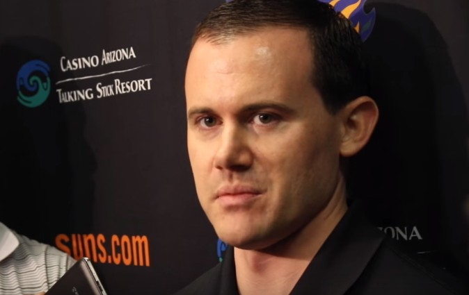 Les Suns virent leur GM Ryan McDonough !