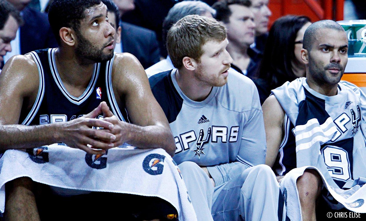 San Antonio Spurs: la fin d'une ère
