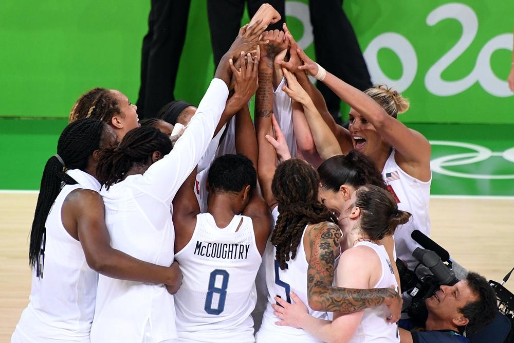 Les femmes de Team USA encore sacrées championnes Olympiques !