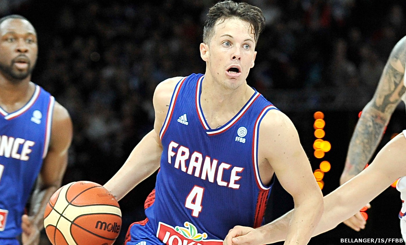 Thomas Heurtel MVP du mois en Euroleague... en sortant du banc !