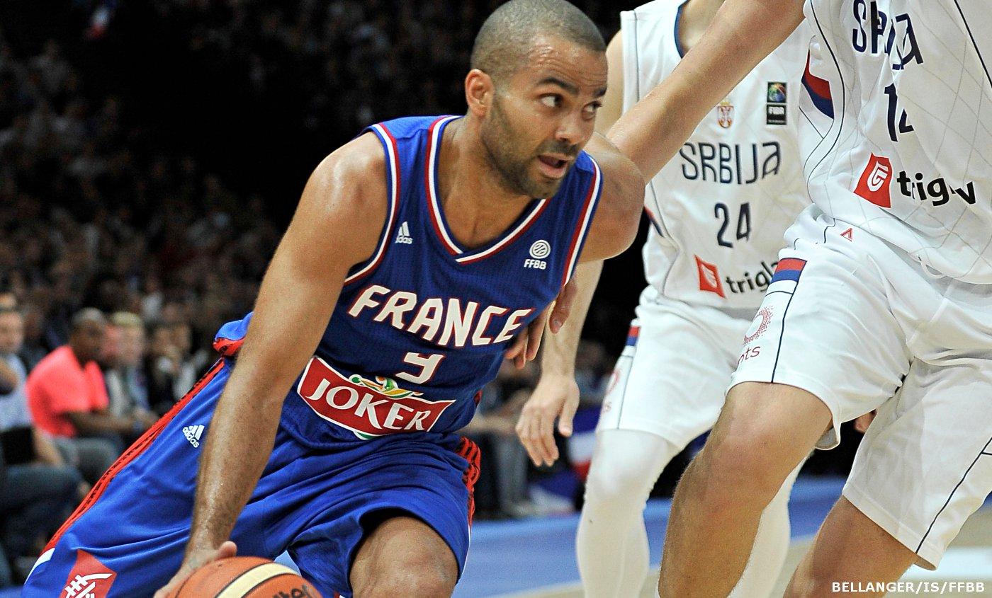 Tony Parker France
