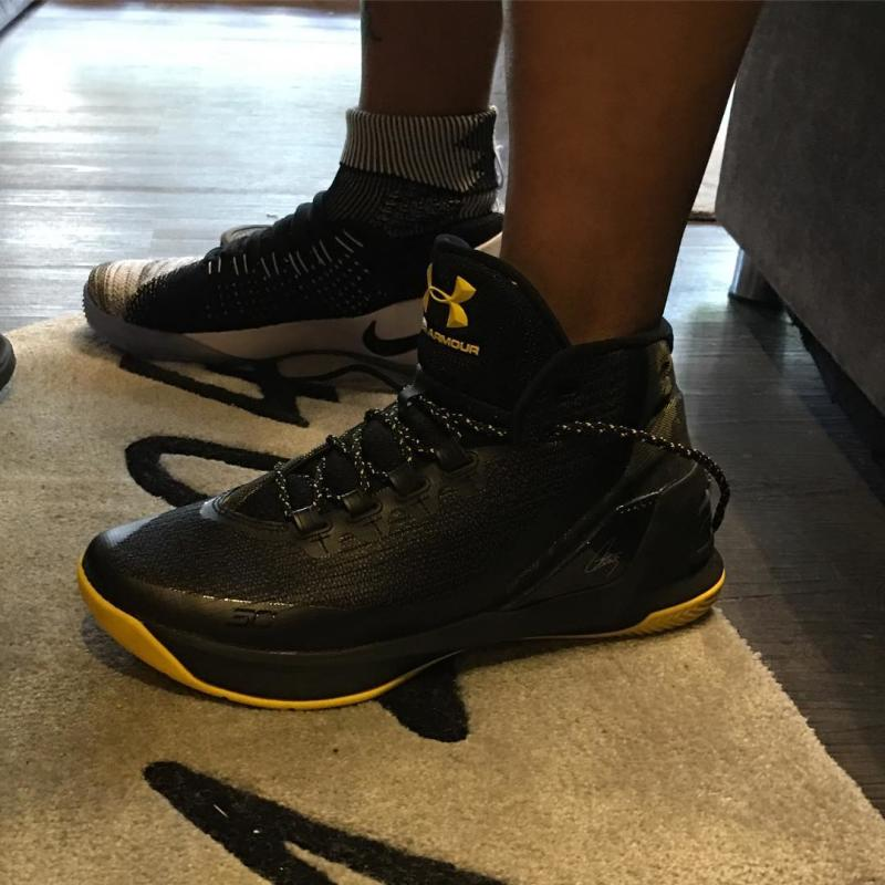 Under Armour Curry 3 Colors