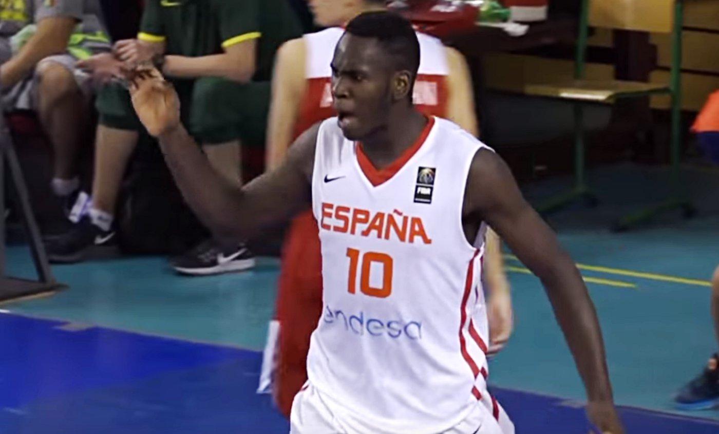 L'Espagne a trouvé une nouvelle pépite : Usman Garuba