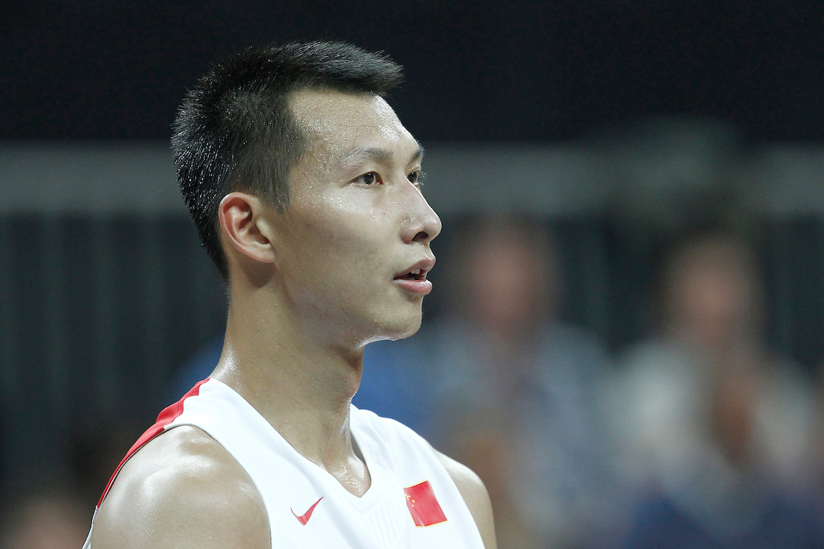 Yi Jianlian de retour en NBA aux Los Angeles Lakers