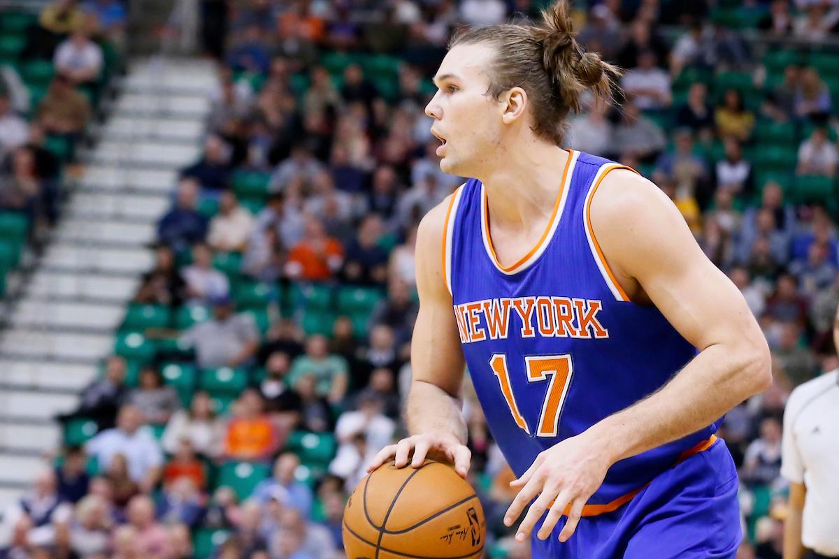 Les Knicks bouclent leur effectif avec un quinzième joueur