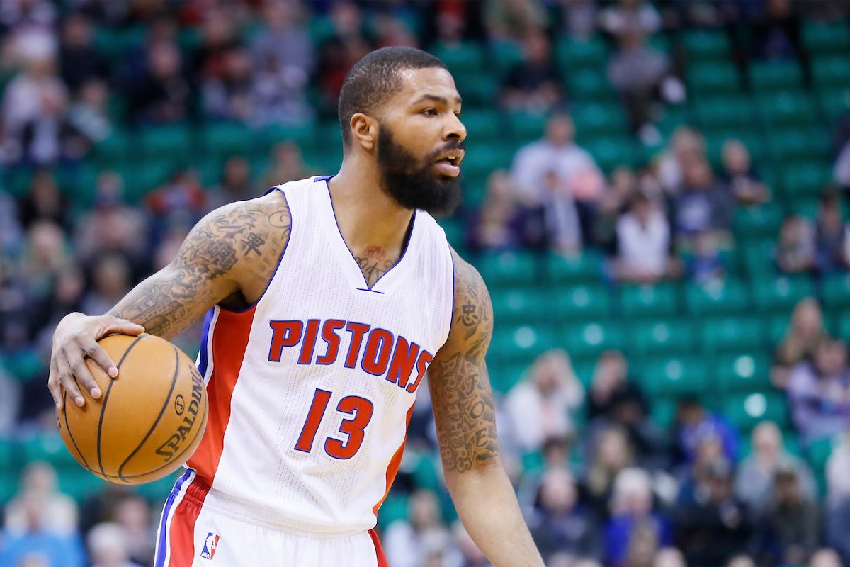 Marcus Morris inscrit 28 points lors de la victoire des Pistons contre Brooklyn