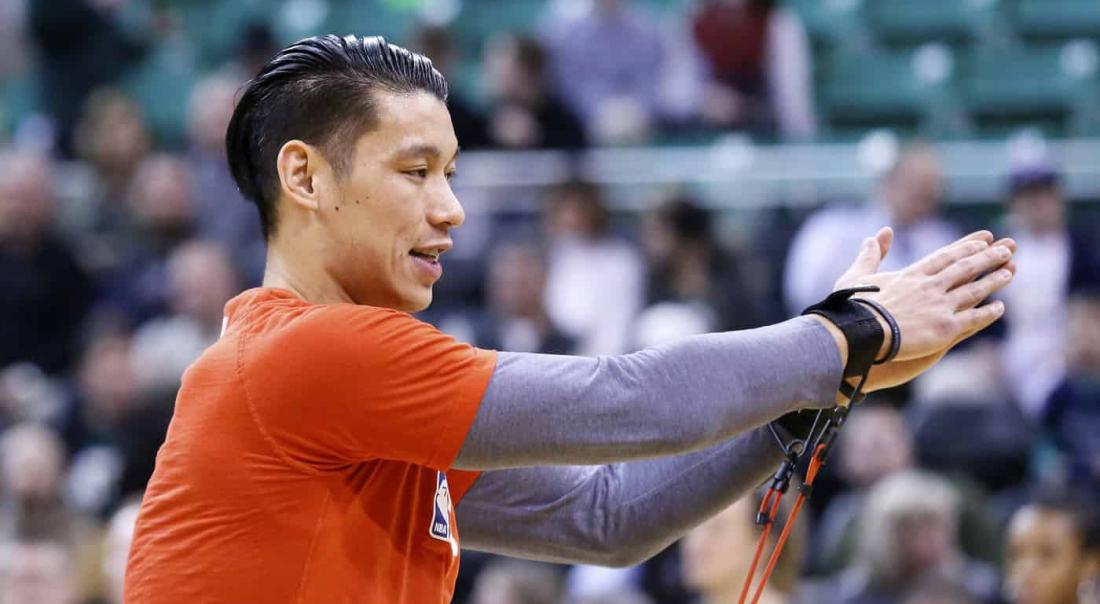 Jeremy Lin en larmes : «La NBA m'a abandonné»