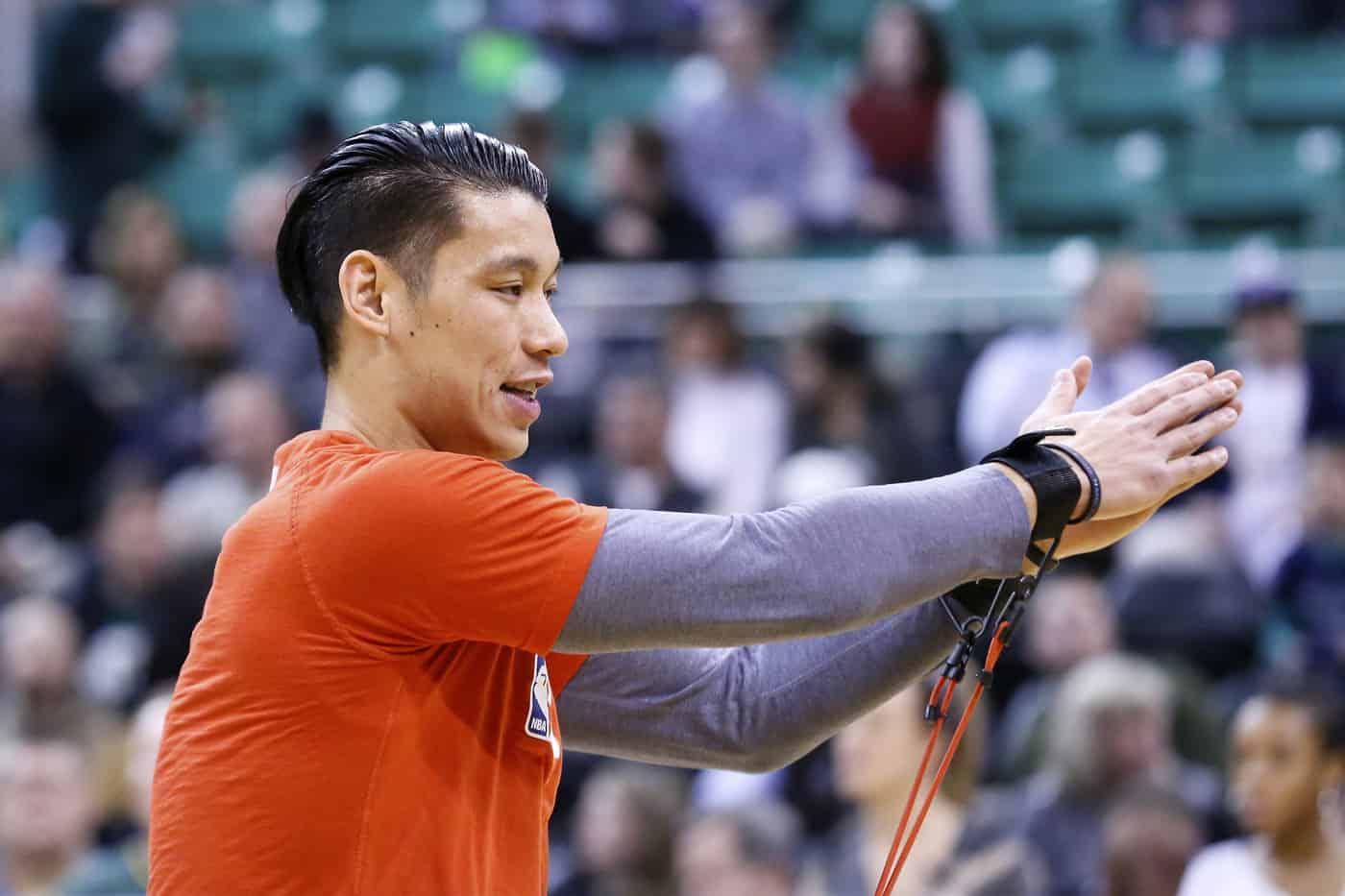 Jeremy Lin veut recruter du lourd à Brooklyn