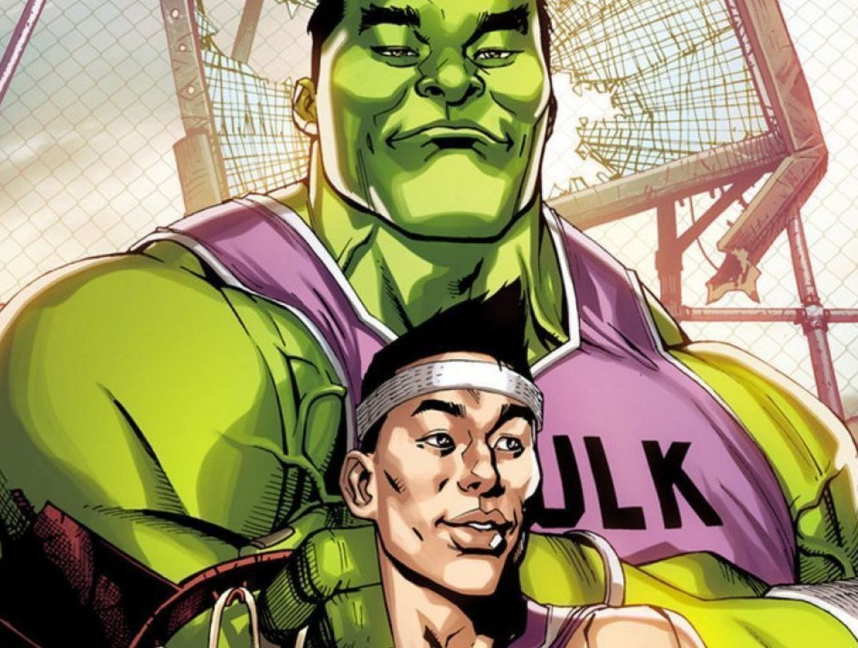Jeremy Lin apparaîtra dans Totally Awesome Hulk