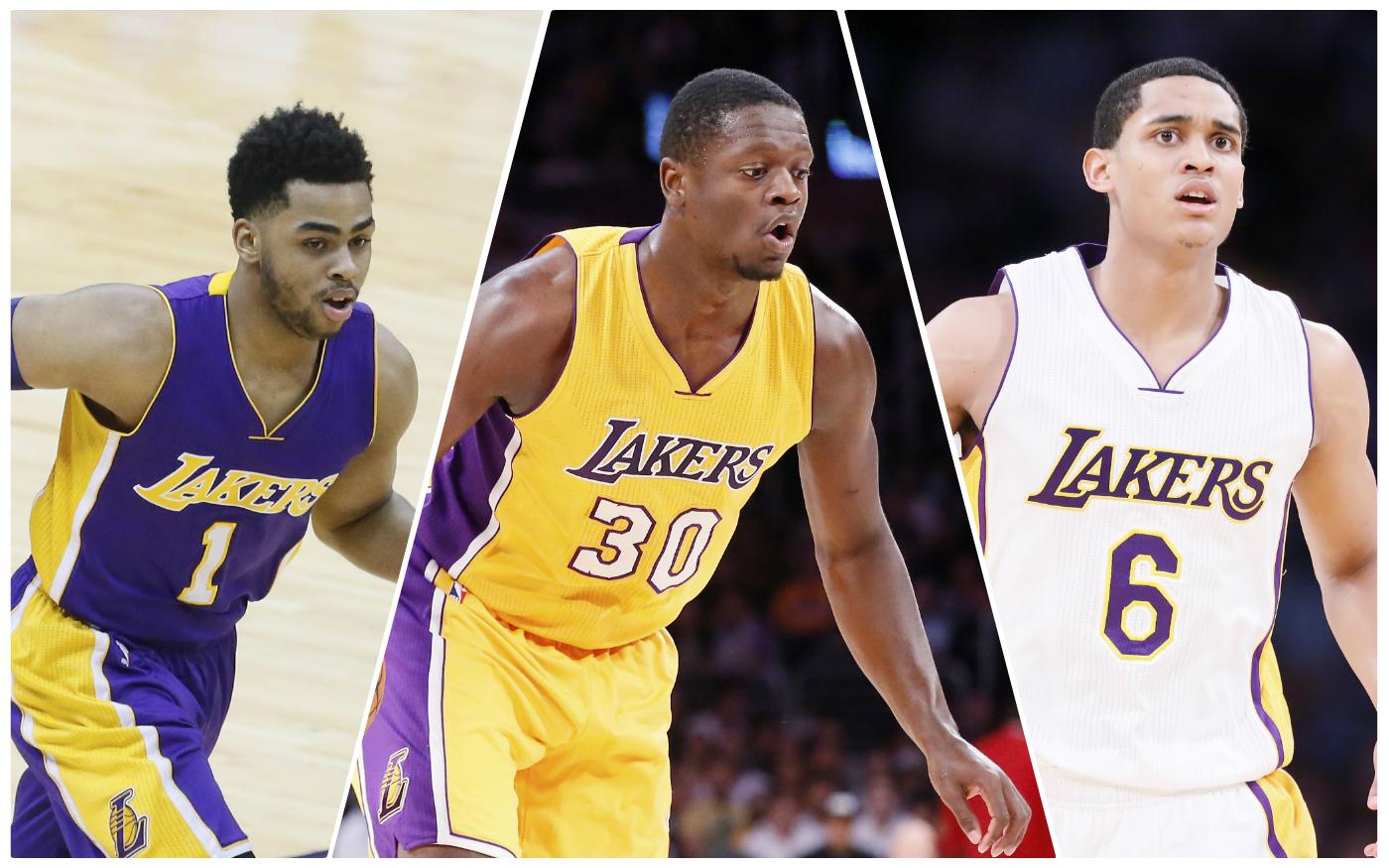Les Los Angeles Lakers sont trop jeunes pour faire les malins