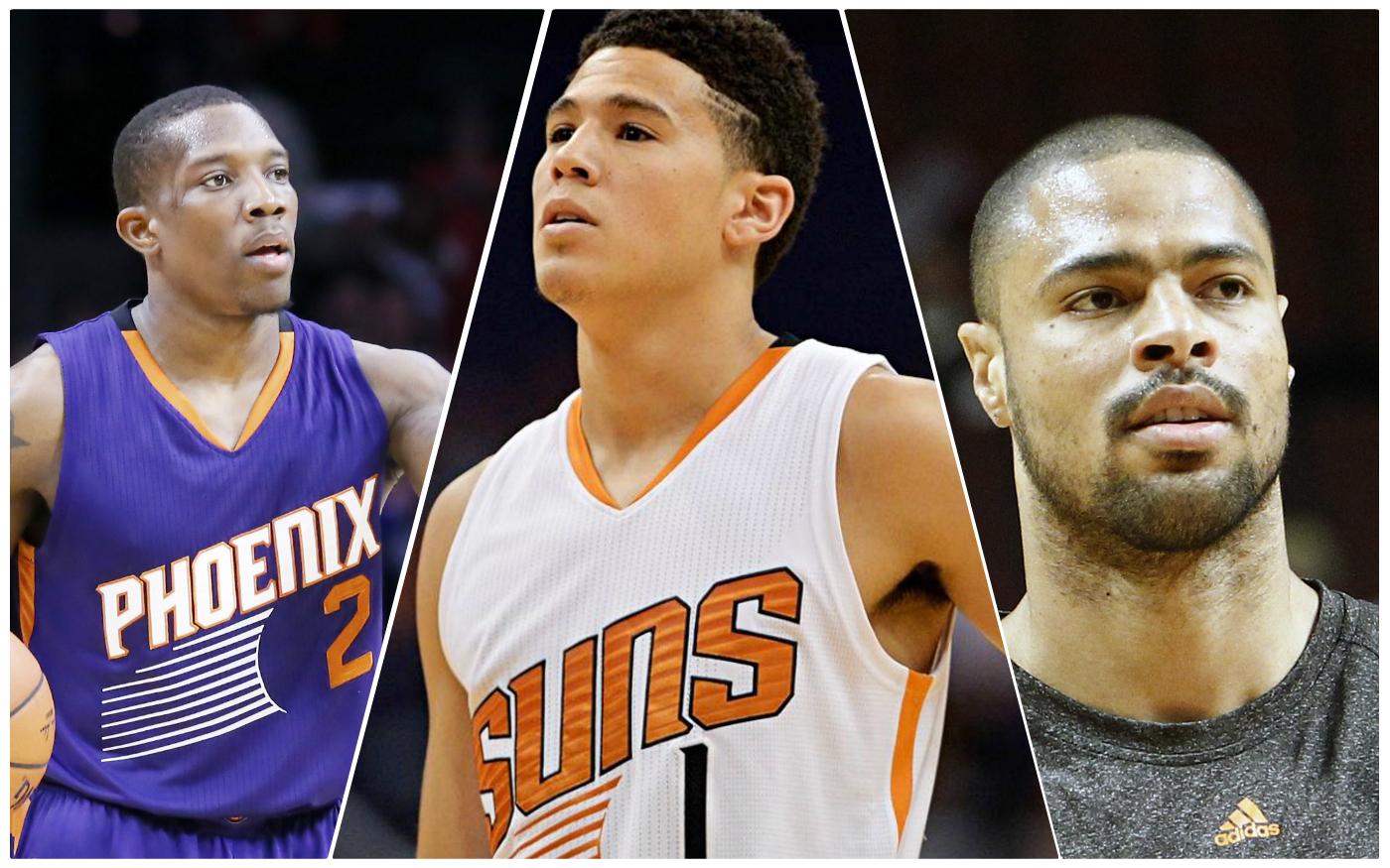 Les Phoenix Suns ont du talent mais pas d'identité