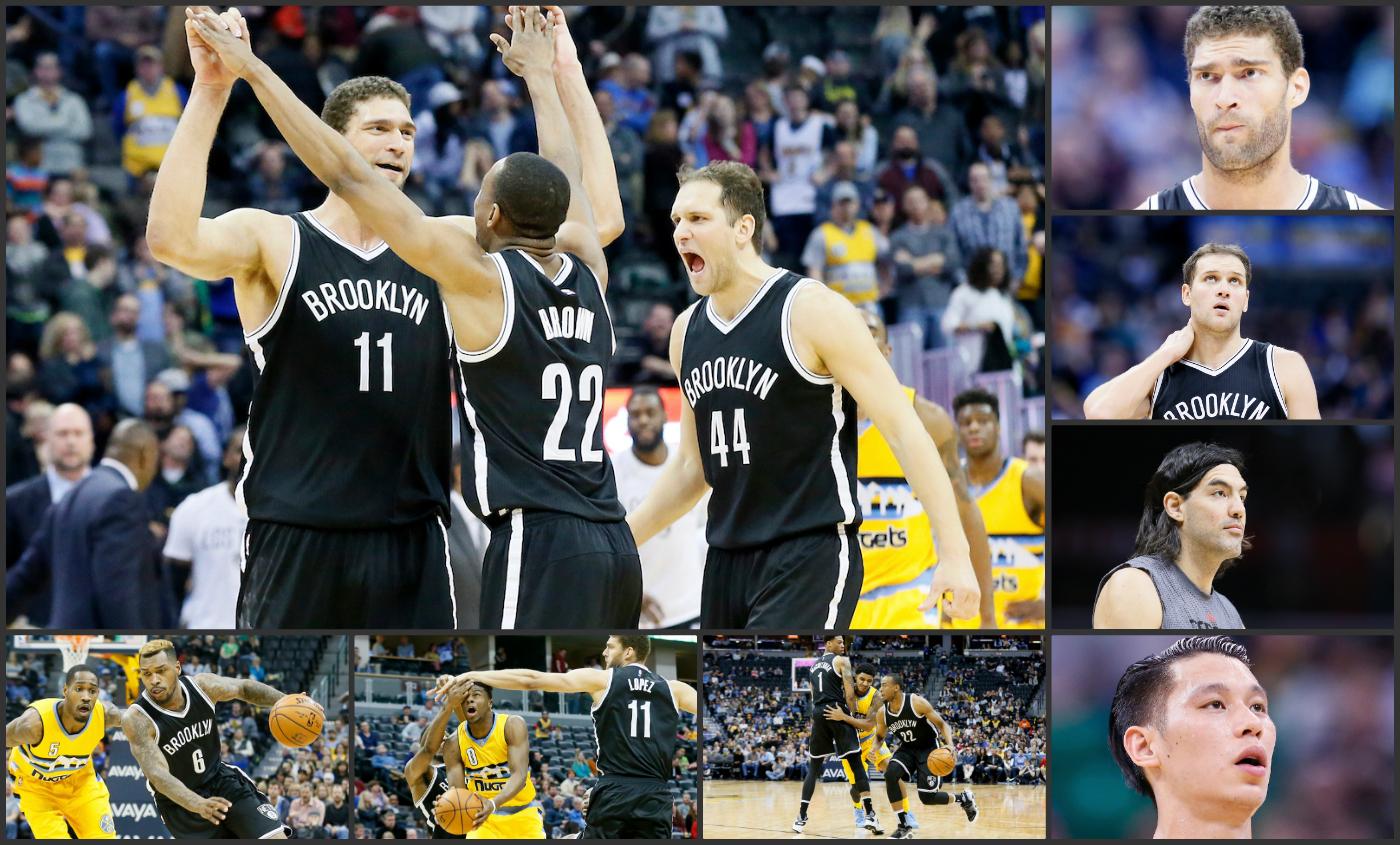Brooklyn Nets, les douze salopards