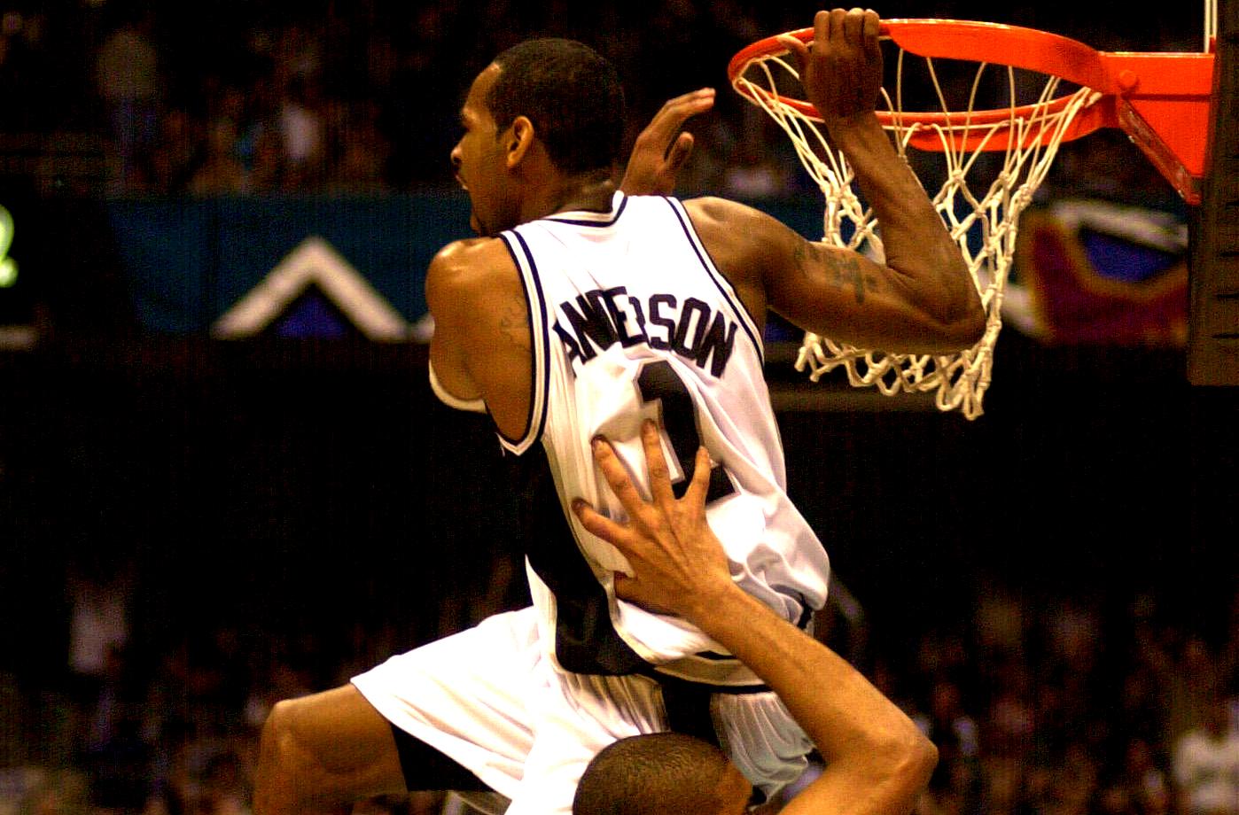 G.O.D : Quand Derek Anderson était le joueur le plus kiffant des Spurs