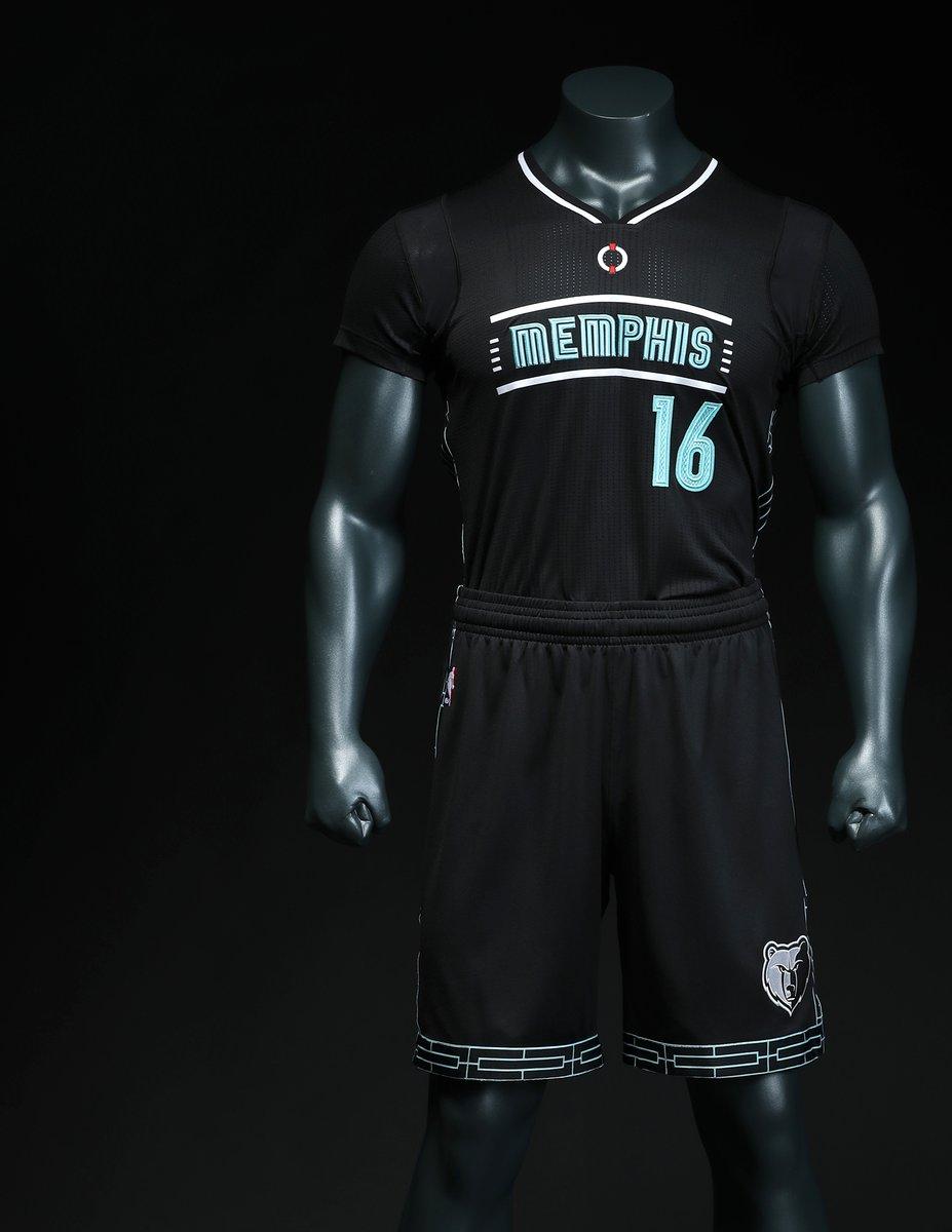 Les Memphis Grizzlies dévoilent leur jersey spécial MLK Day