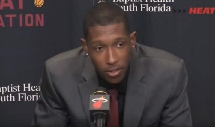 Miami Heat : Josh Richardson à l'infirmerie