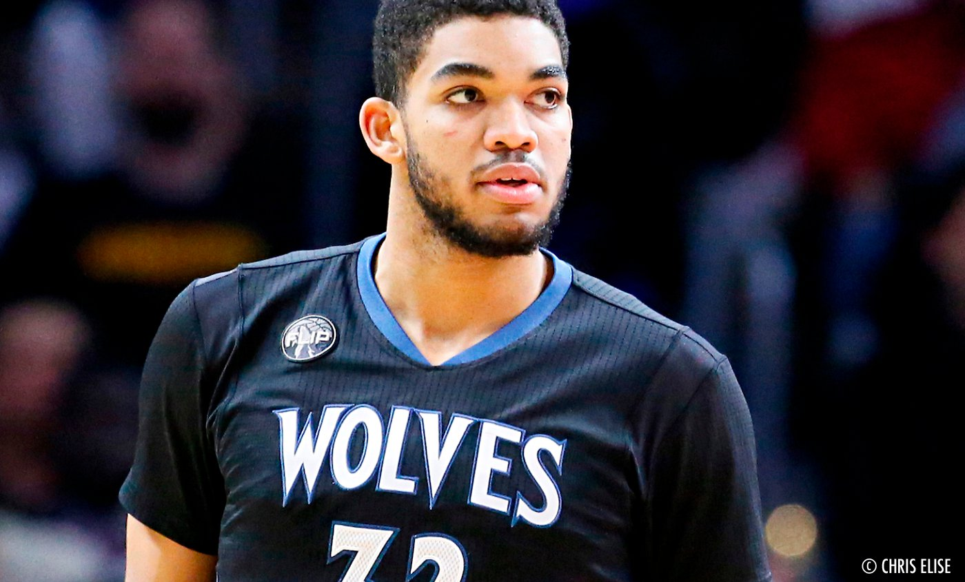 Karl-Anthony Towns et les Wolves font chuter les Clippers !