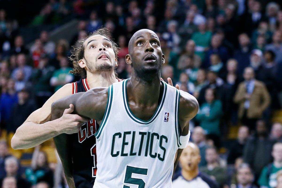 Paul Pierce pense que le numéro de KG sera le prochain retiré par Boston