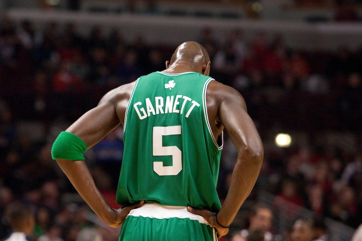 Officiel : Kevin Garnett s'en va lui aussi