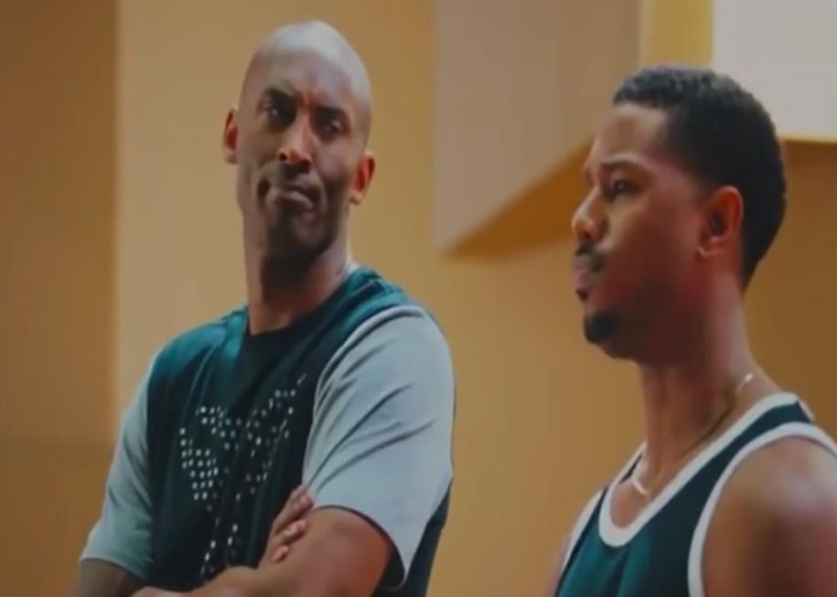 Kobe et Michael B. Jordan stars de la nouvelle publicité pour NBA 2K17
