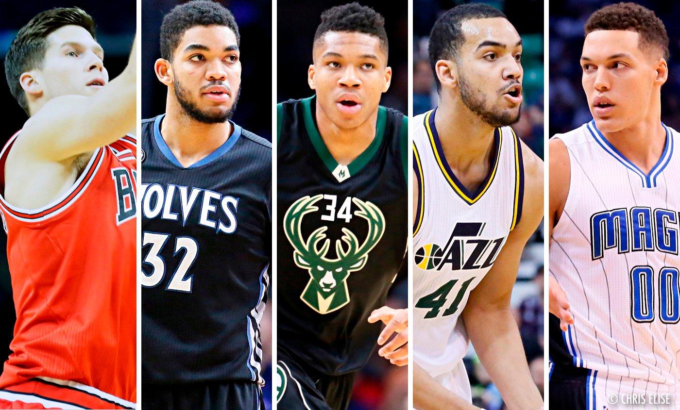 Top 25 des révélations de la saison NBA