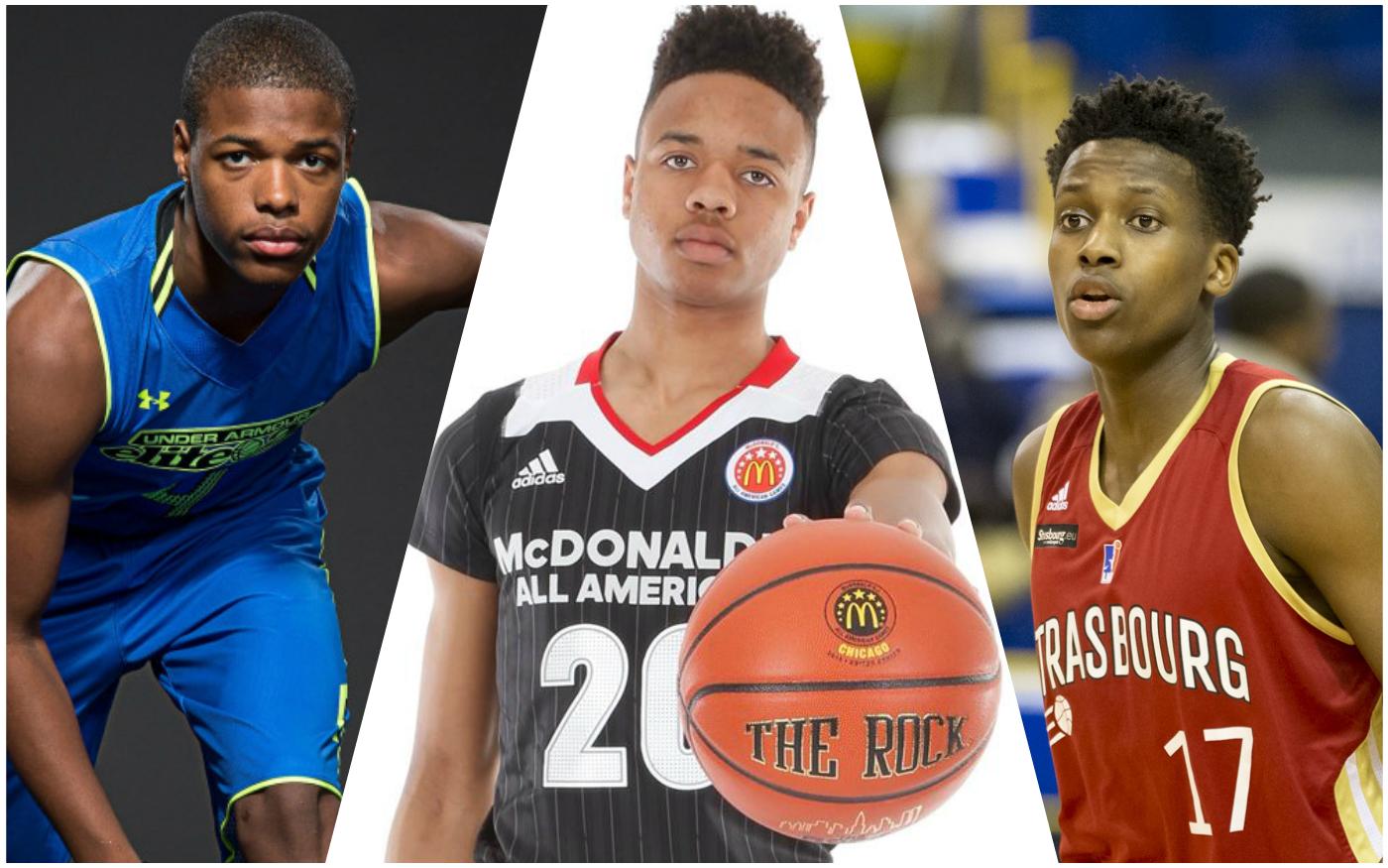 Ces trois meneurs qui vont conquérir la NBA