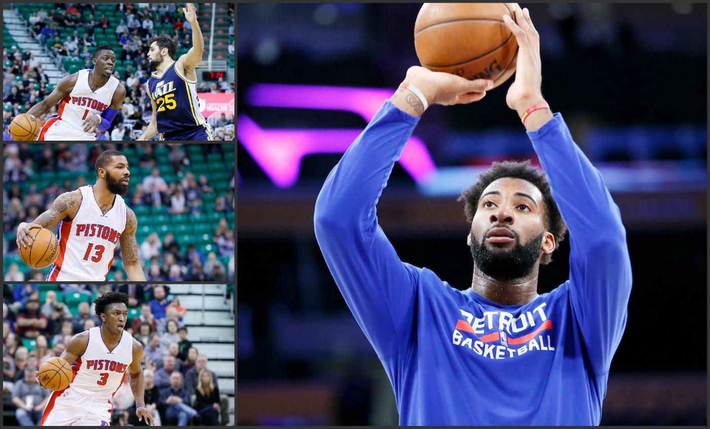 Cinq raisons de vibrer pour les Detroit Pistons cette saison
