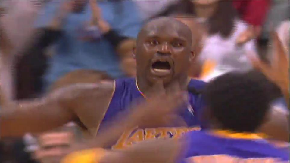 Le jour où Shaq a exterminé les Clippers (61 points, 28 rebonds)