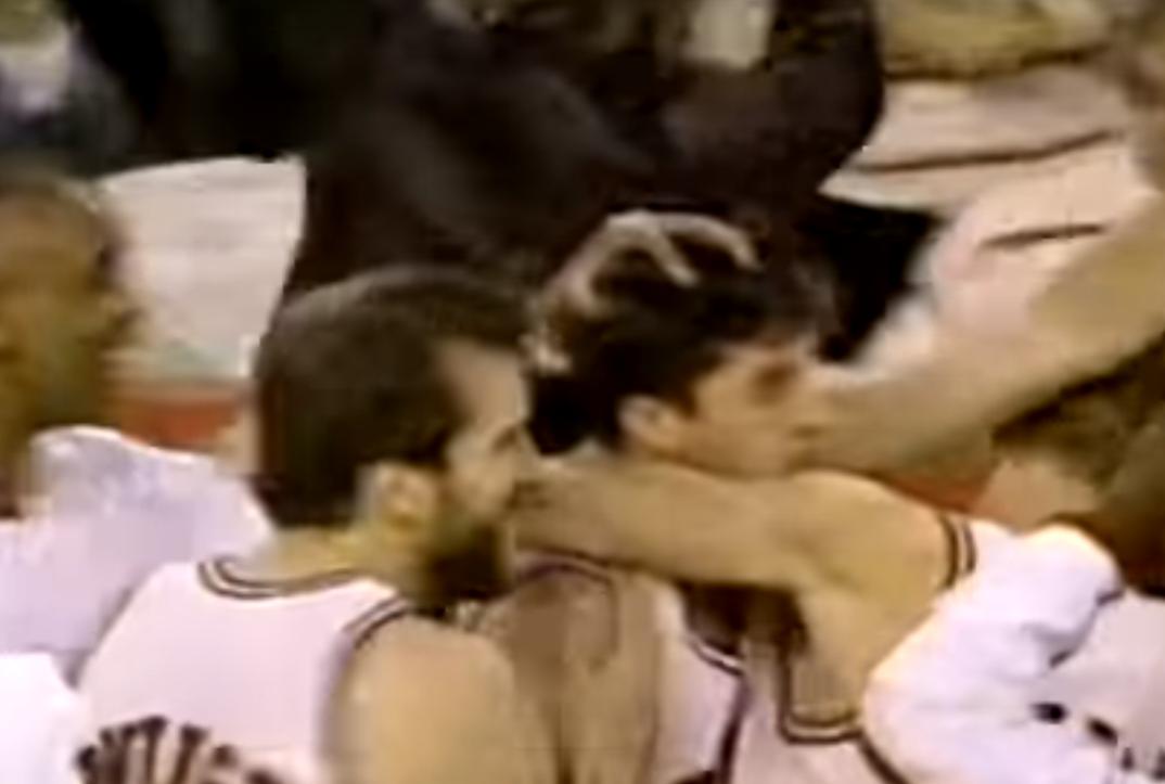 Le jour où Toni Kukoc a été plus clutch que Reggie Miller