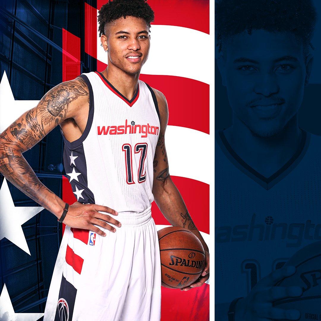 Un nouveau maillot pour les Wizards