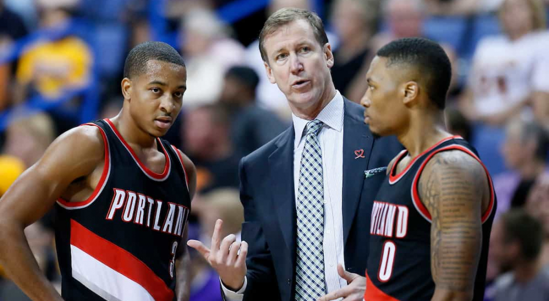 Portland Trail Blazers, attention danger
