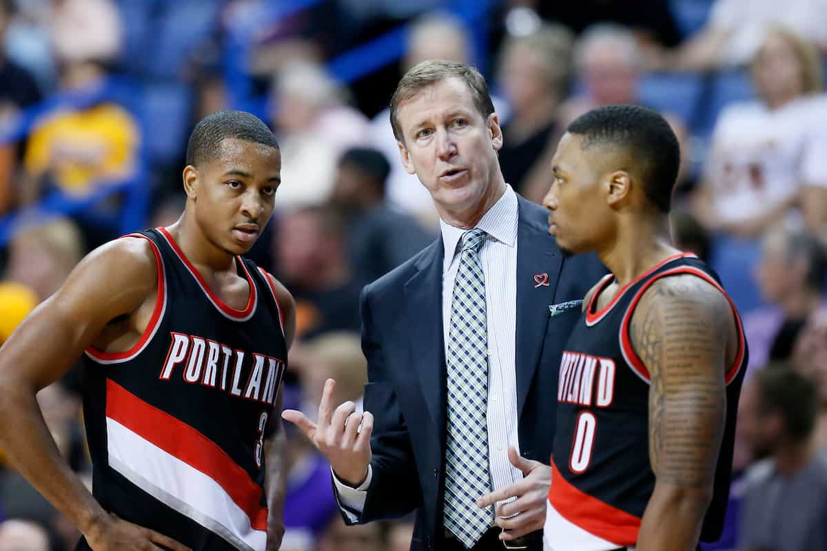 HL : Damian Lillard et C.J McCollum (58 points) abattent froidement les Warriors
